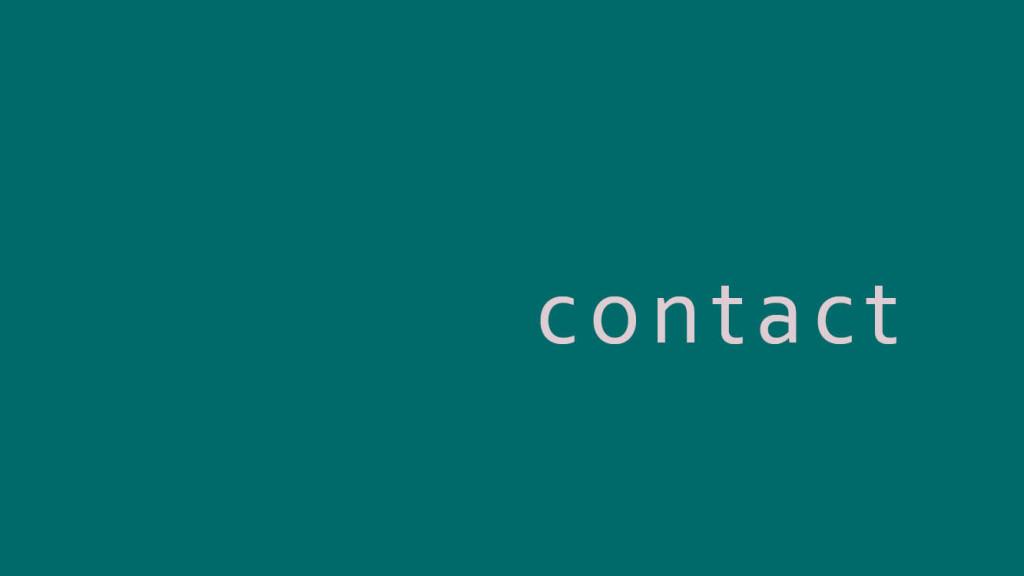 contact GonBa grafische vormgeving en websites