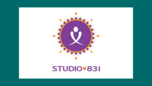 logo Studio 831 vormgeving GonBa