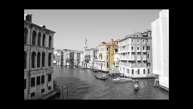 foto gemaakt en bewerkt door GonBa, Gonny Vijn-Bakker, Venetië Italië
