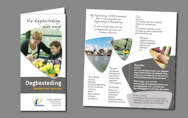 GonBa grafische vormgeving en websites folder Omring Hoorn