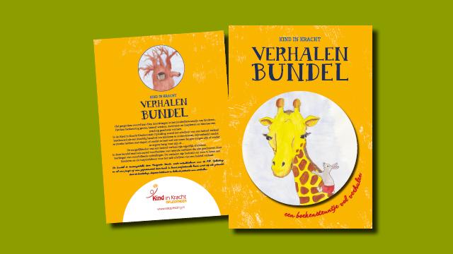 KIK opleiding boek verhalenbundel