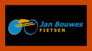 GonBa vormgeving logo Jan Bouwes Fietsen