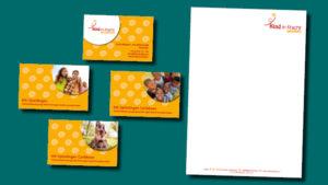 KIK opleiding briefpapier en visitekaartjes gemaakt door GonBa grafische vormgeving en websites