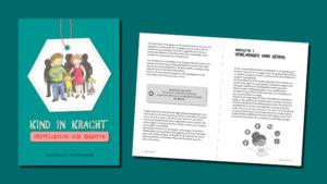 KIK opleiding boek ontwerp en opmaak gemaakt door GonBa