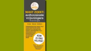 rollup banner voor NHHT gemaakt door GonBa