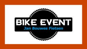 Bike Event logo ontwerp GonBa