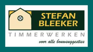 Stefan-Bleeker Timmerwerken logo ontwerp GonBa
