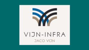 logo Vijn Infra ontwerp GonBa