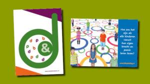 ansichtkaarten ontwerp GonBa