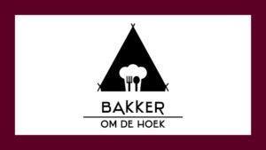 Bakker om de Hoek logo gemaakt door GonBa grafische vormgeving en websites