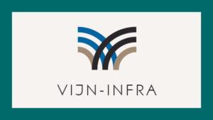 Vijn-Infra logo logo gemaakt door GonBa grafische vormgeving en websites